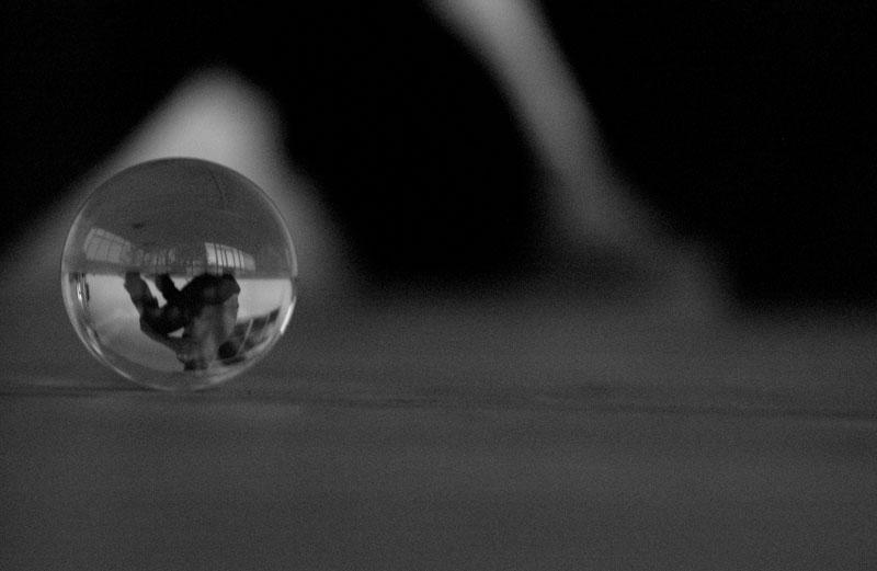 sulla conoscenza irrazionale dell'oggetto [tracce verso il nulla] © Laura Arlotti