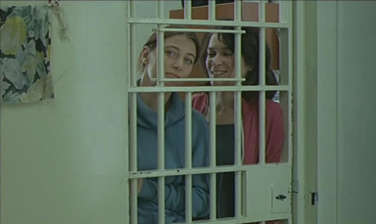 Valeria Bruni Tedeschi nel film La seconda volta di Mimmo Calopresti, 1995