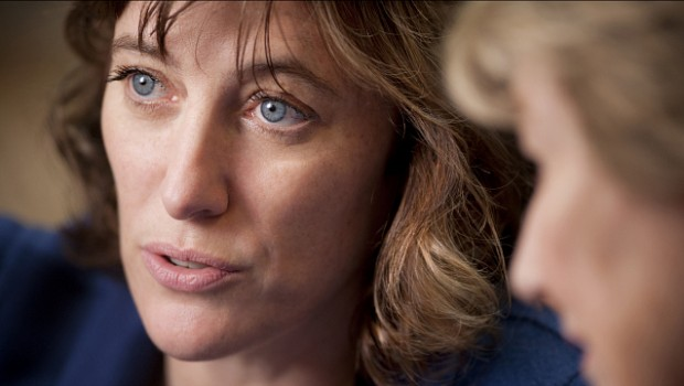 Valeria Bruni Tedeschi e Marisa Borini nel film Un castello in Italia di Valeria Bruni Tedeschi, 2013