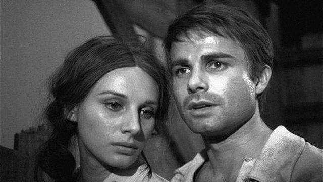 Paola Pitagora ne I promessi sposi di Sandro Bolchi, 1967