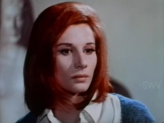 Paola Pitagora in Bersaglio mobile di Sergio Corbucci, 1967