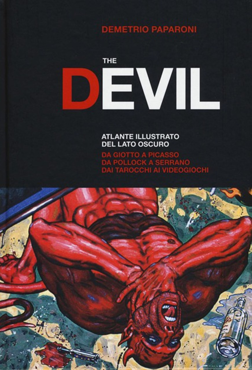 copertina di The Devil. Atlante illustrato del lato oscuro