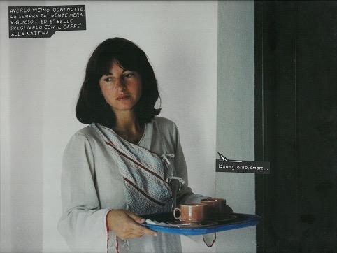 N. Gravier, Mythes et Clichés. Fotoromanzi, 1978