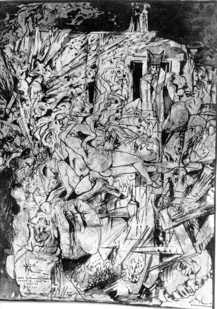 fig. 7 Bernhard Gillessen,Inf.v, 31-49, 1969 ca, per uso di critica, a scopi di ricerca scientifica e con finalità illustrative e non commerciali