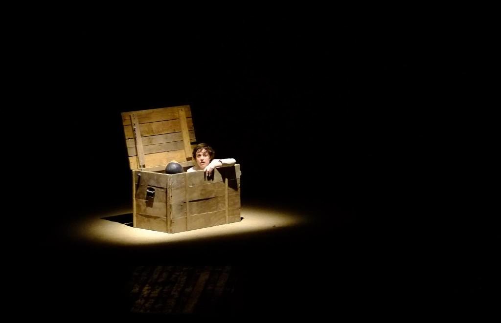 Fig. 6. Pinocchio, Zaches Teatro (2014)© Lina Padovan 2014