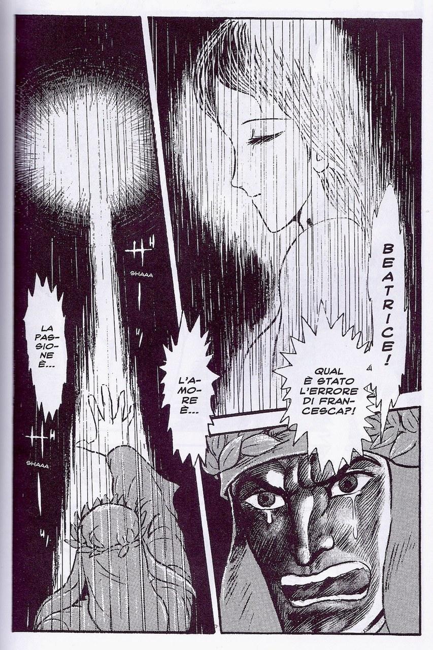 fig. 7La divina commedia di Go Nagai