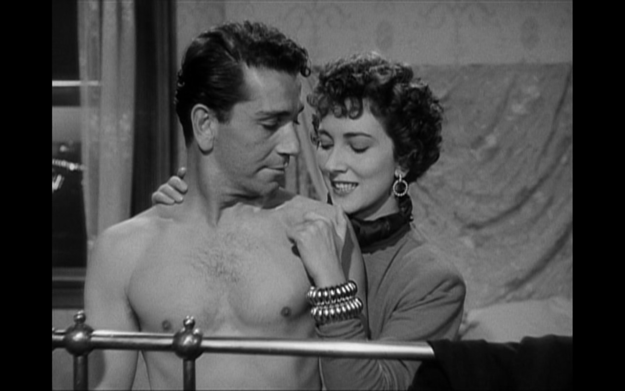 Fig. 3 Richard Conte e Valentina Cortese in Thieves' Highway di Jules Dassin (1949)