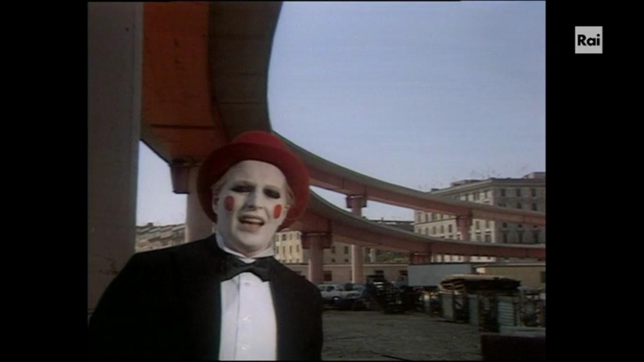 Gabriella Ferri nella sigla di Dove sta Zazà, 1973
