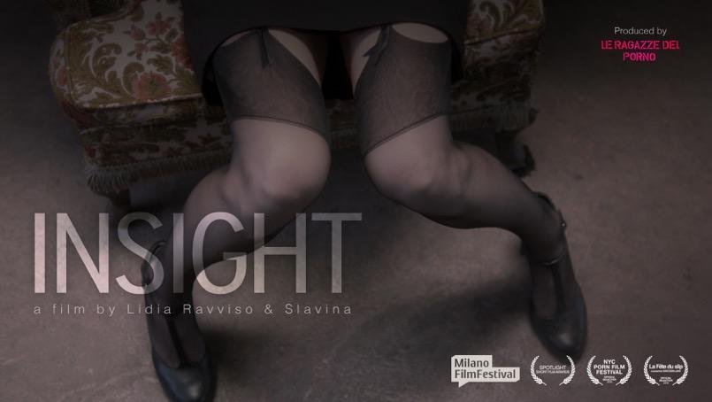 Poster di Insight, di Lidia Ravviso, 2015