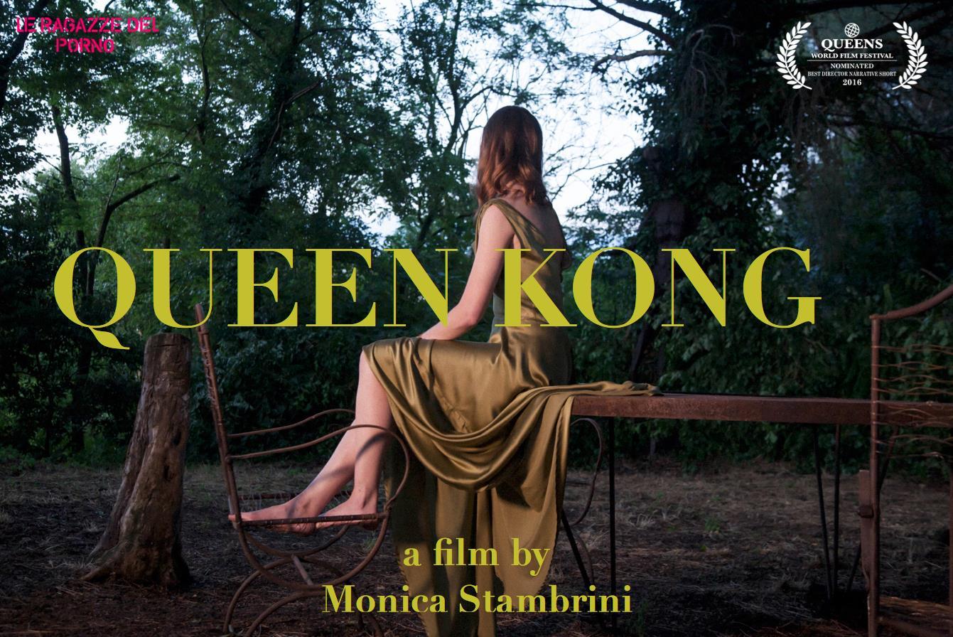Locandina di Queen Kong di Monica Stambrini, 2016