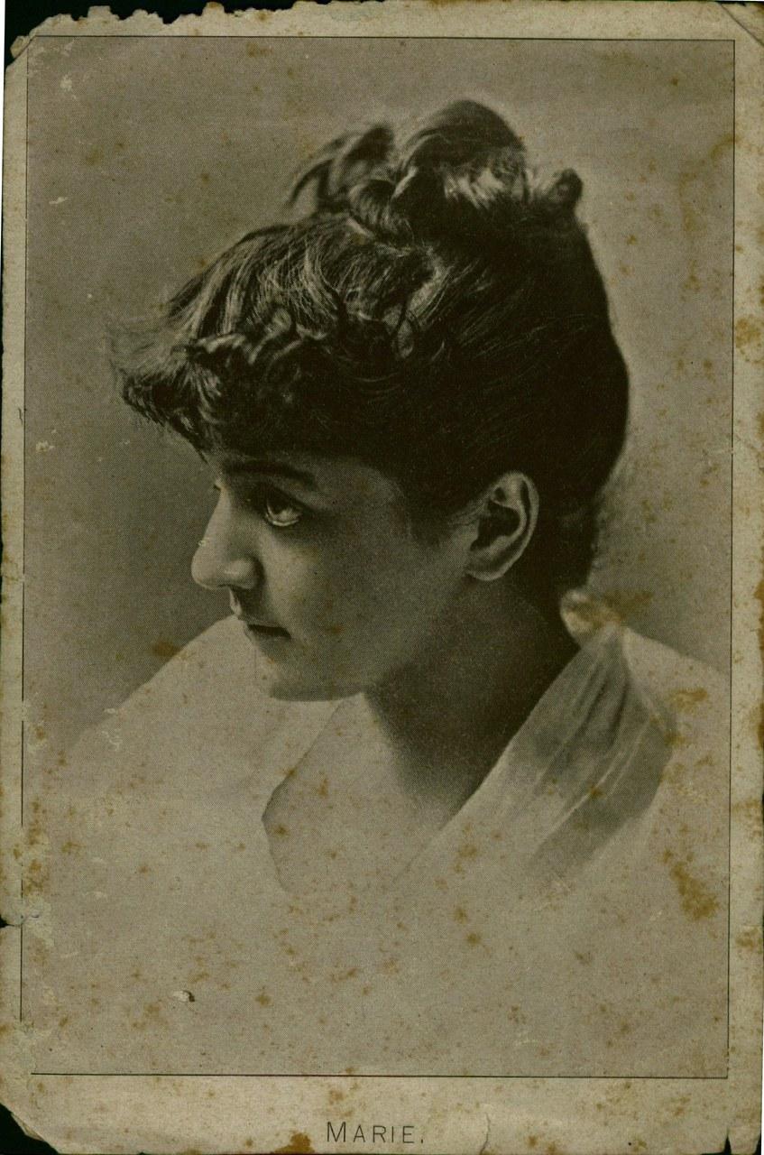 Giovane donna, 166x110, n. 4010