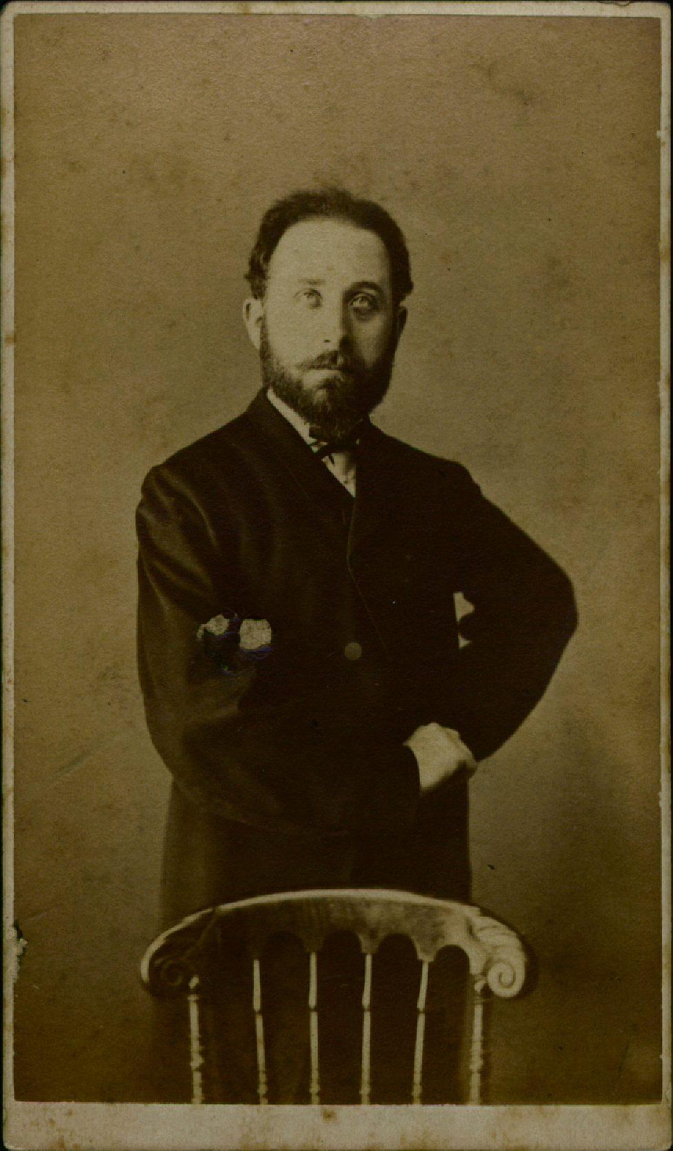 Luigi Capuana, 180x129, n. 12562