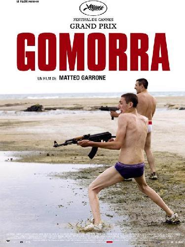 L'affiche del film Gomorra, di Matteo Garrone (2008)