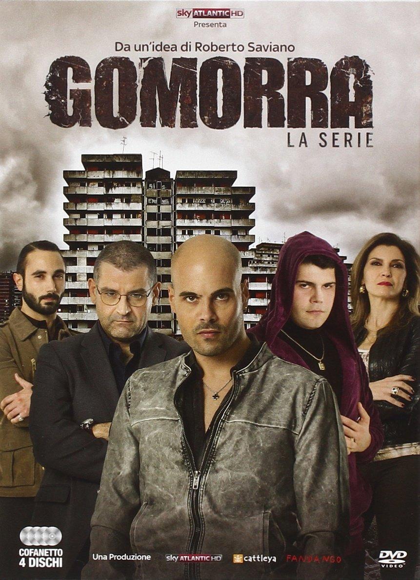 La locandina di Gomorra - La serie, prima stagione (2014)