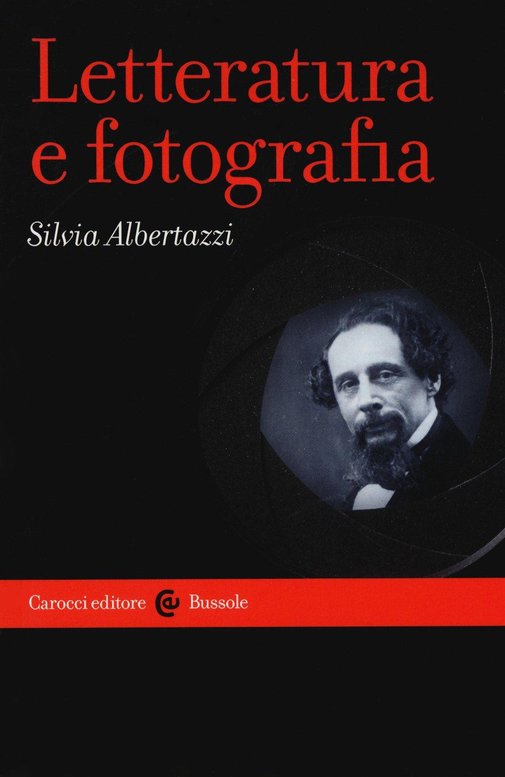 Copertina del volume Letteratura e fotografia