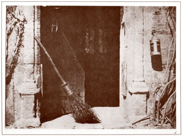© William Fox Talbot, The pencil of Nature