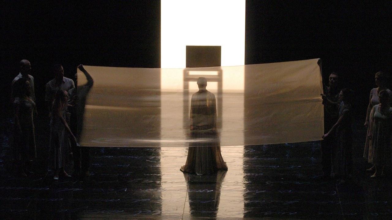 Dido and Aeneas, regia Andrea De Rosa, 2007 ©n.d, autorizzazione del regista