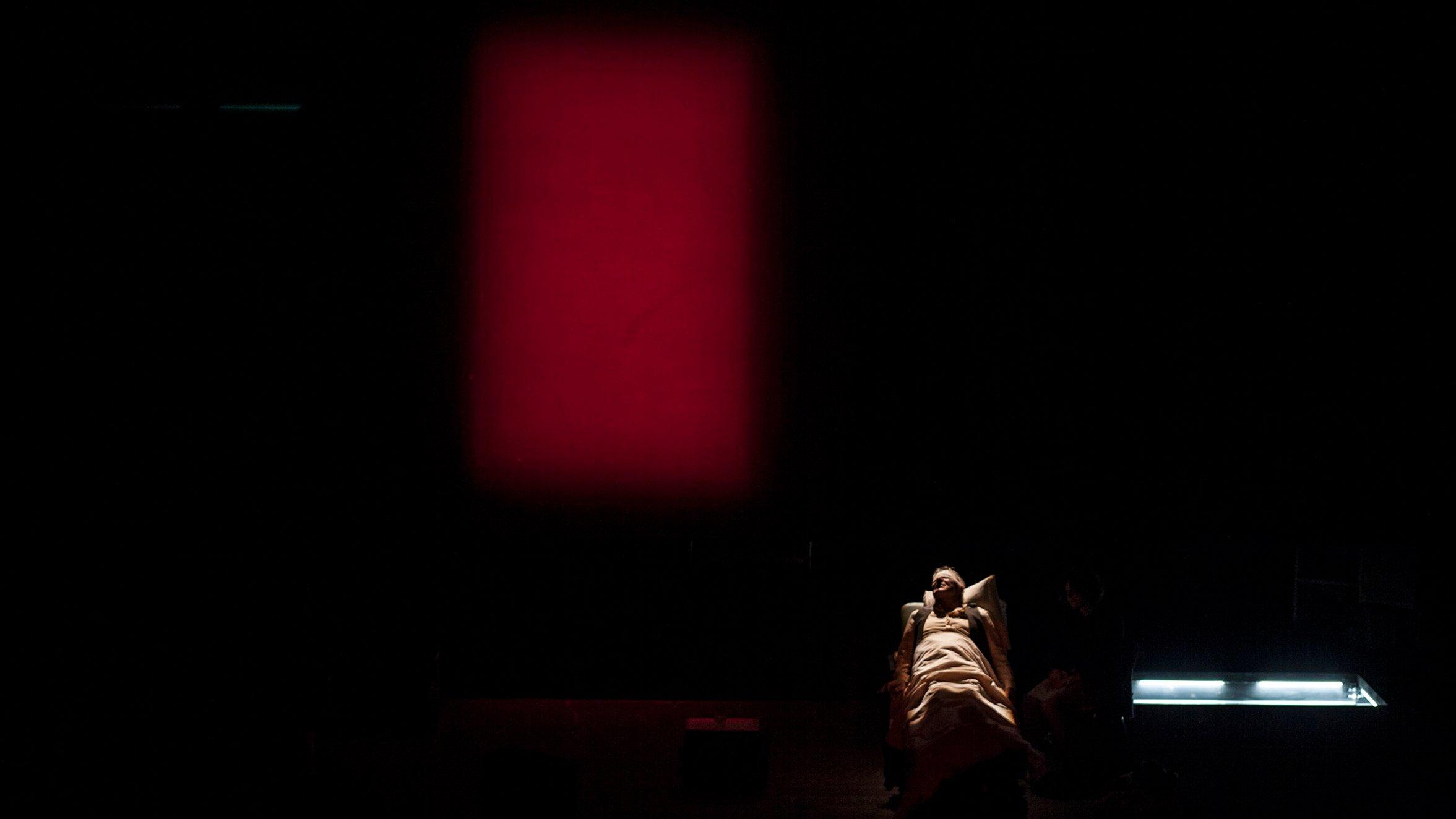 Serata a Colono, regia Mario Martone, 2013 ©Mario Spada