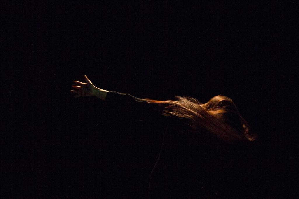L'ombra della sera, 2015, regia, scene, luci di Alessandro Serra; foto di Alessandro Serra