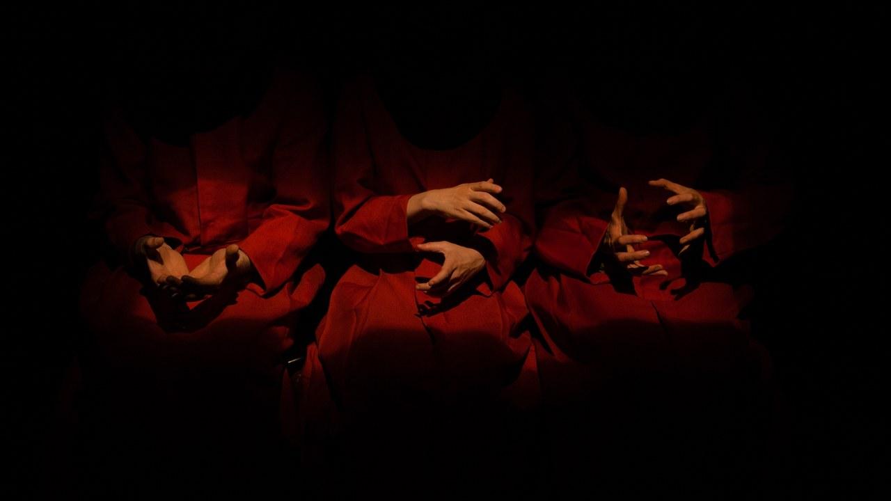 Teatropersona, Trattato dei manichini, 2009, drammaturgia, regia, scene, luci di Alessandro Serra; foto di Alessandro Serra