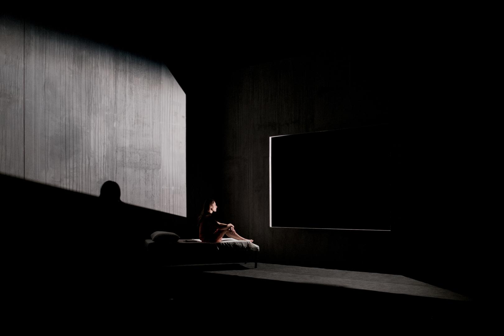Teatropersona, Frame, 2017, drammaturgia, regia, scene, luci di Alessandro Serra, foto di Alessandro Serra