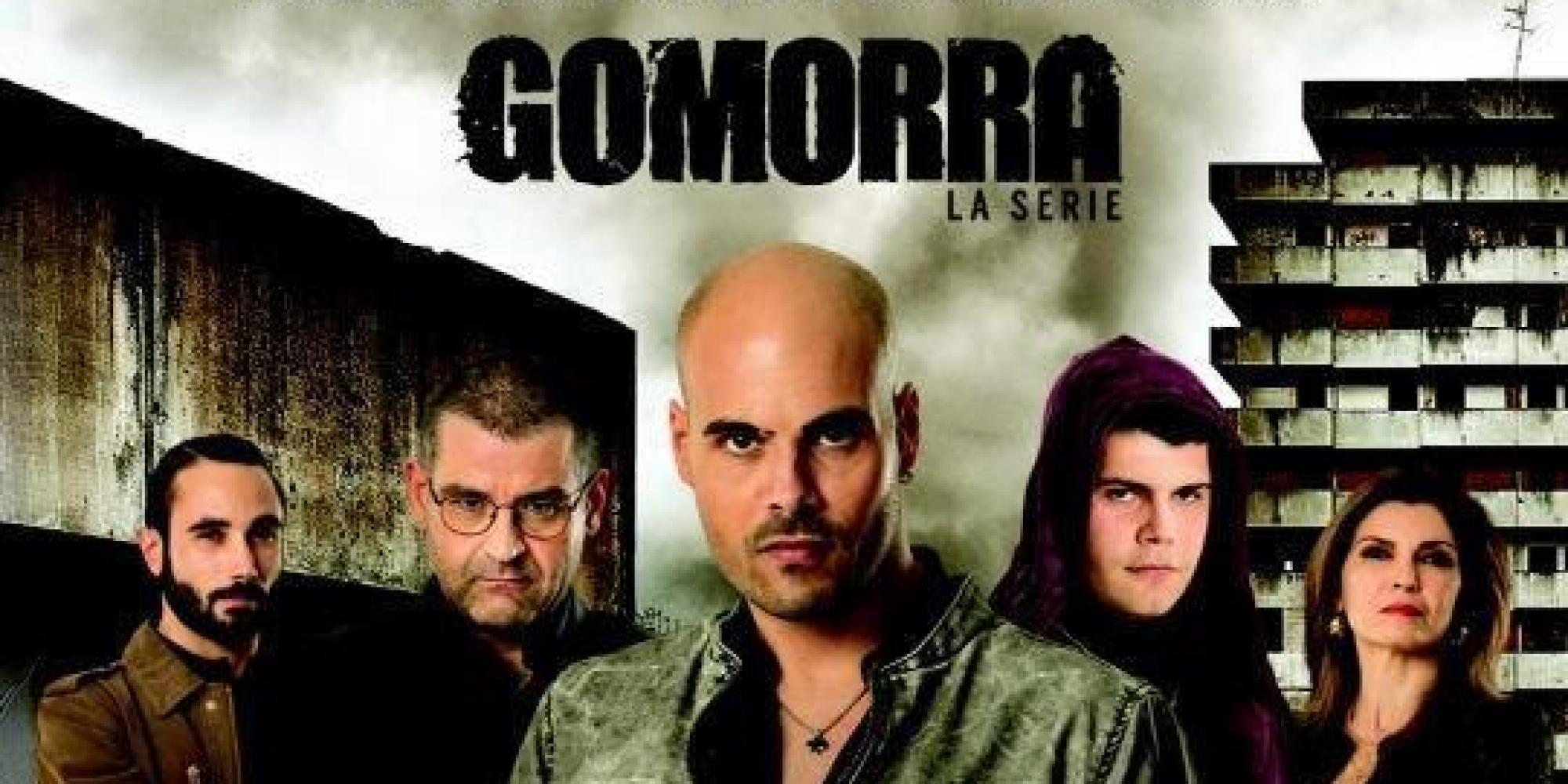 Il manifesto di Gomorra - La serie (prima stagione)