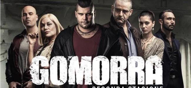 Il manifesto di Gomorra - La serie (secondastagione)
