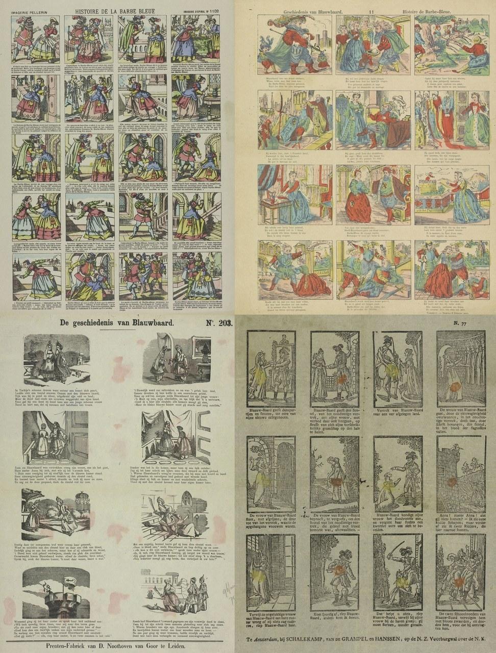 Nell'Ottocento e all'inizio del Novecento un importante veicolo di diffusione della storia in vari paesi furono i fogli illustrati (Wikimedia Commons)