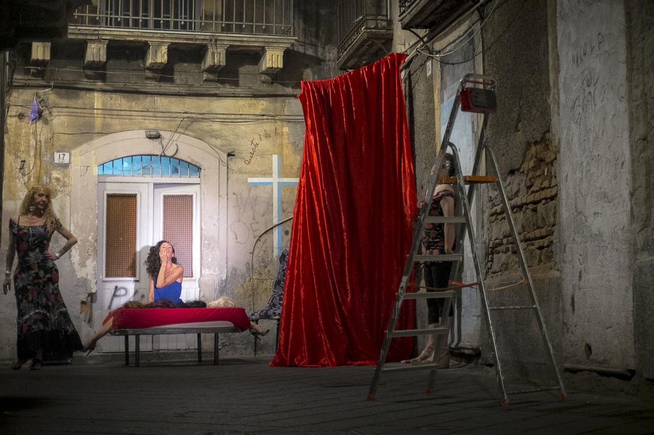 Constantino Ruiz, Specula speculorum, Biennale di Teatro Sociale, 2017