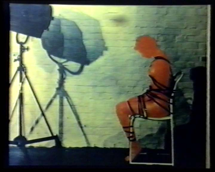 Fig. 7 Elaine Shemilt, Women Soldiers, 1984, still from video. Courtesy of the artist
