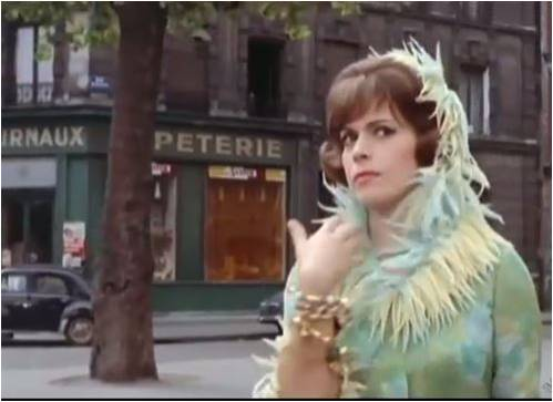 Franca Valeri in Parigi o cara di Vittorio Caprioli, 1962