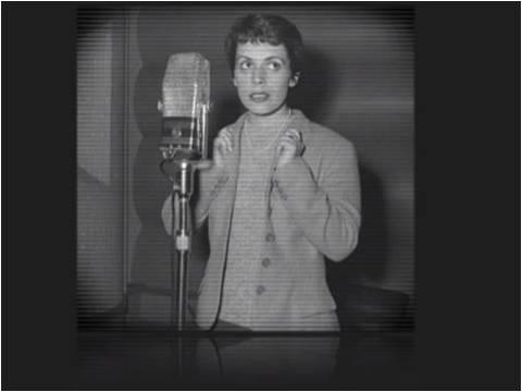 Franca Valeri in radio 1949