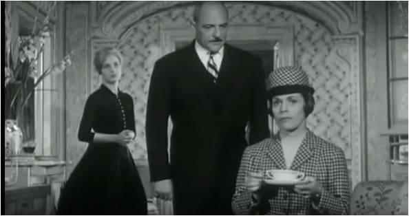 Franca Valeri in Il vedovo di Dino Risi, 1959