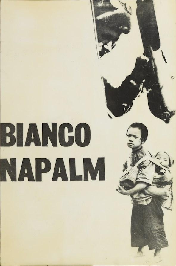Ketty La Rocca, Bianco Napalm, 1967. Courtesy Archivio Ketty La Rocca, Firenze