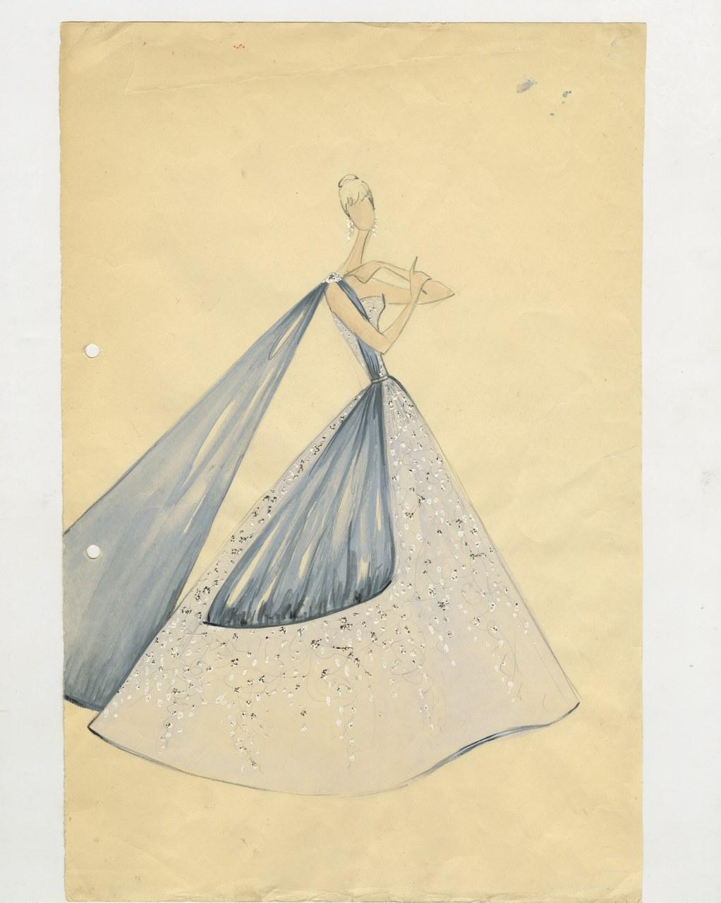 Bozzetti di Renato Balestra (1951), Collezione CSAC -Parma