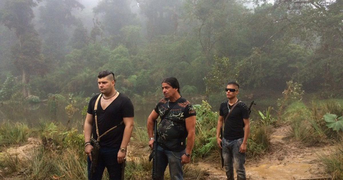 Genny in Honduras