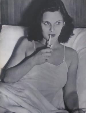 Lucia Bosè in una foto del 1947
