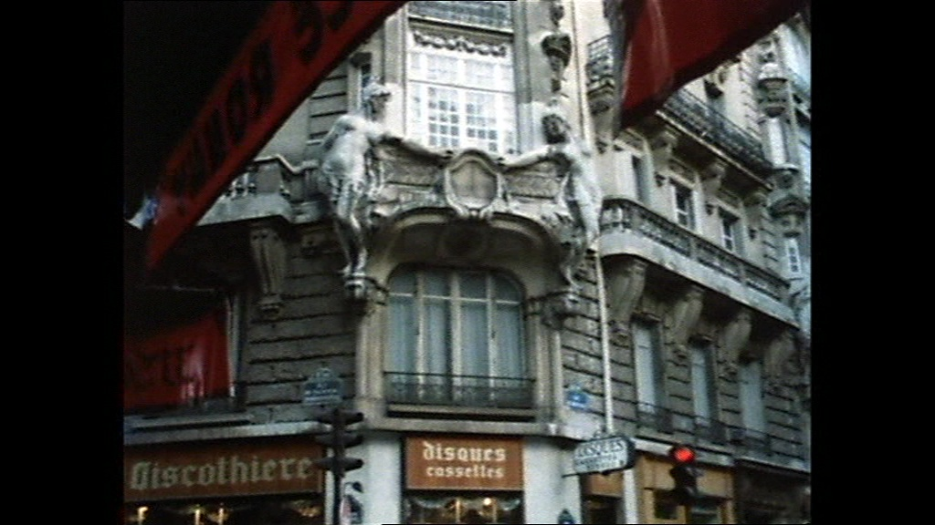 Les dites cariatides, 1984 Ciné-Tamaris