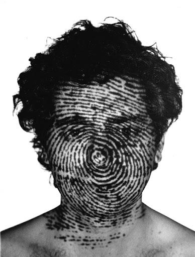Marco Colazzo, Colapietro, dalla serie Ritratti unici, 1993