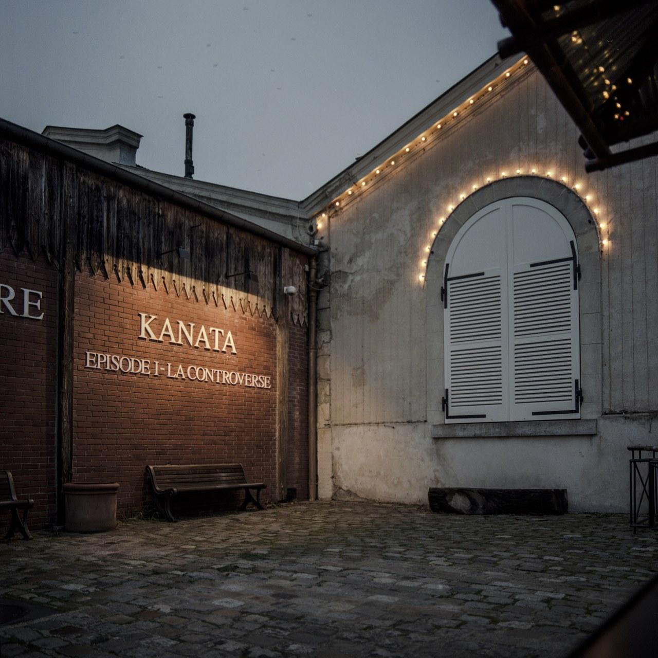 La Cartoucherie ospita Kanata. Ph. Marzio Villa
