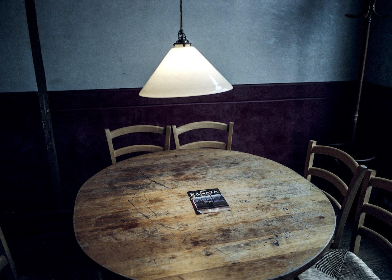 La Cartoucherie ospita Kanata: la sala d'attesa del pubblico. Ph. Marzio Villa
