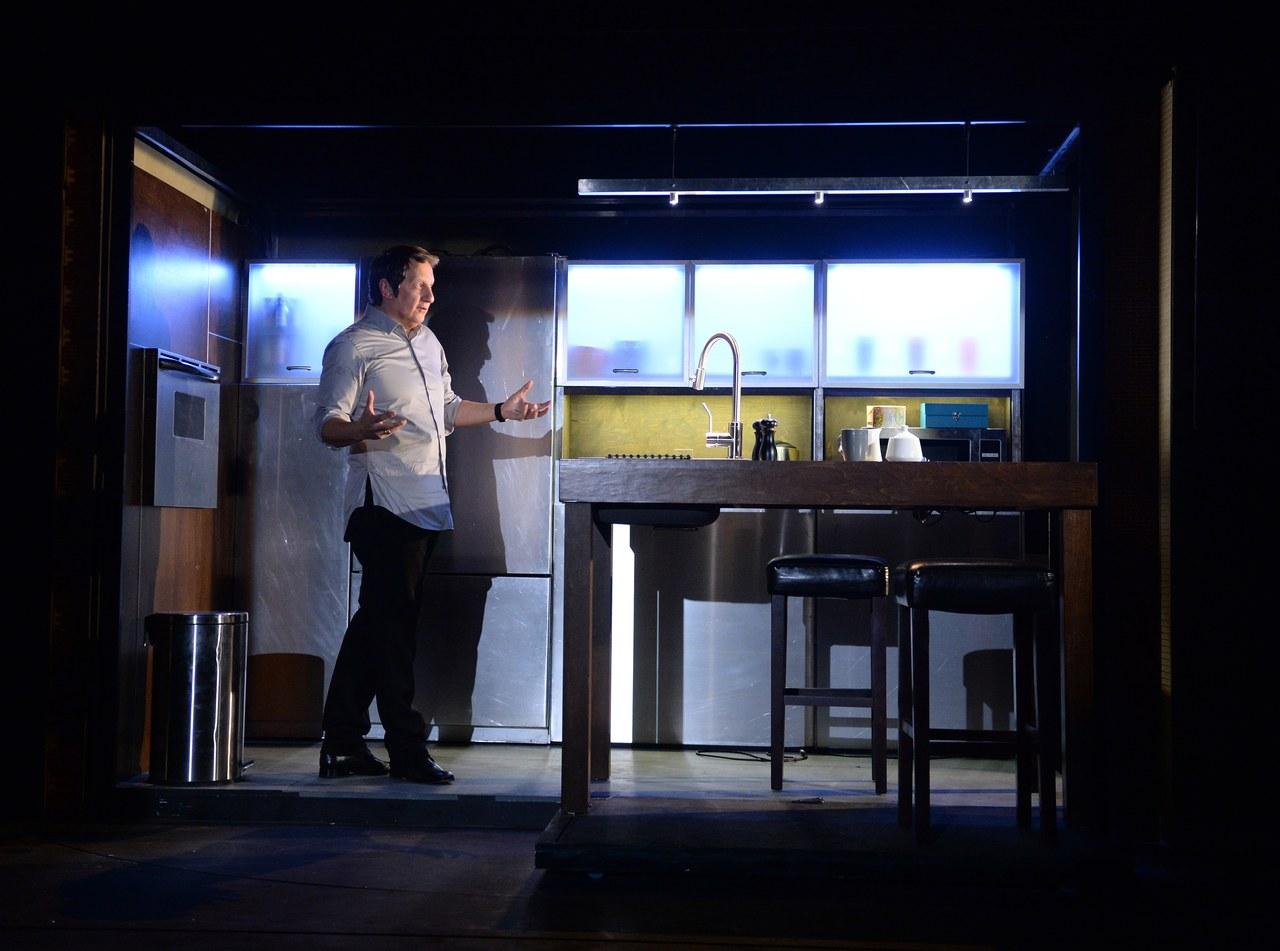 887, regia di Robert Lepage, © Erik Labbe