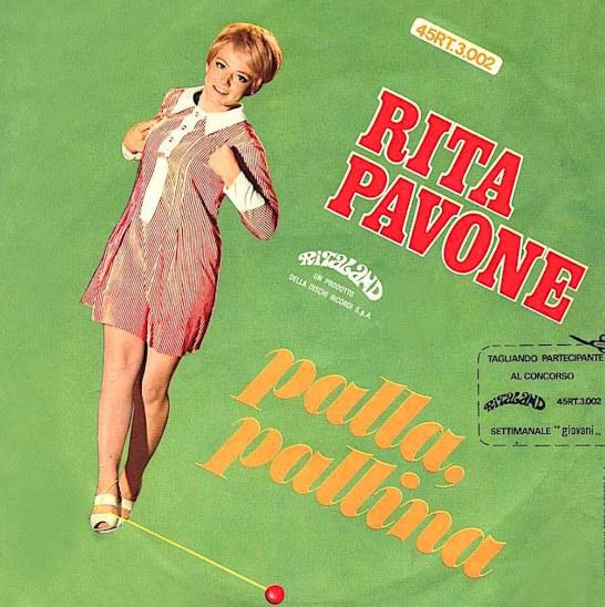 Concorso Balliamo tutti come Rita apparso sul settimanale Giovani nel 1968