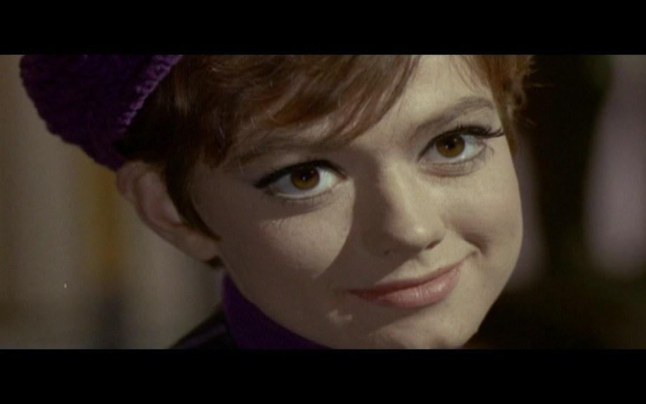 Rita Pavone nel film Non stuzzicate la zanzara di Lina Wertmüller, 1967