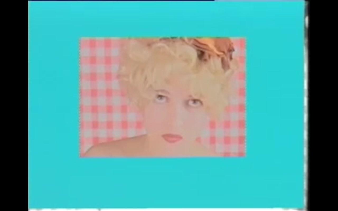 Valérie Pavia, C'est bien la société, 1999. Capture d'écran, vidéo en ligne