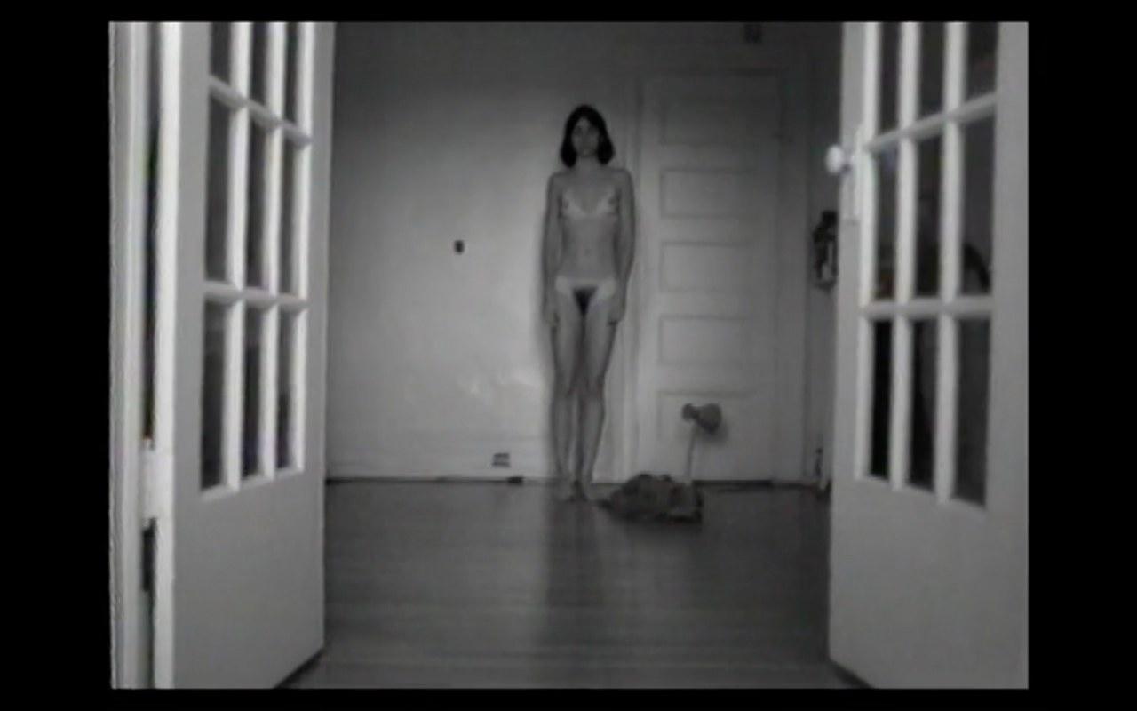 Lisa Steele, A Very Personal Story, 1974. Capture d'écran, extrait vidéo en ligne: http://www.steeleandtomczak.com/project.html?project=very_personal_story