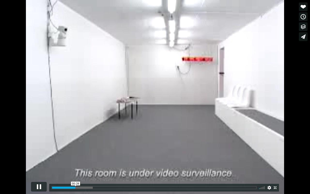 Élodie Pong, Secret for Sale, 2003. Capture d'écran, trailer en ligne: https://vimeo.com/39697261