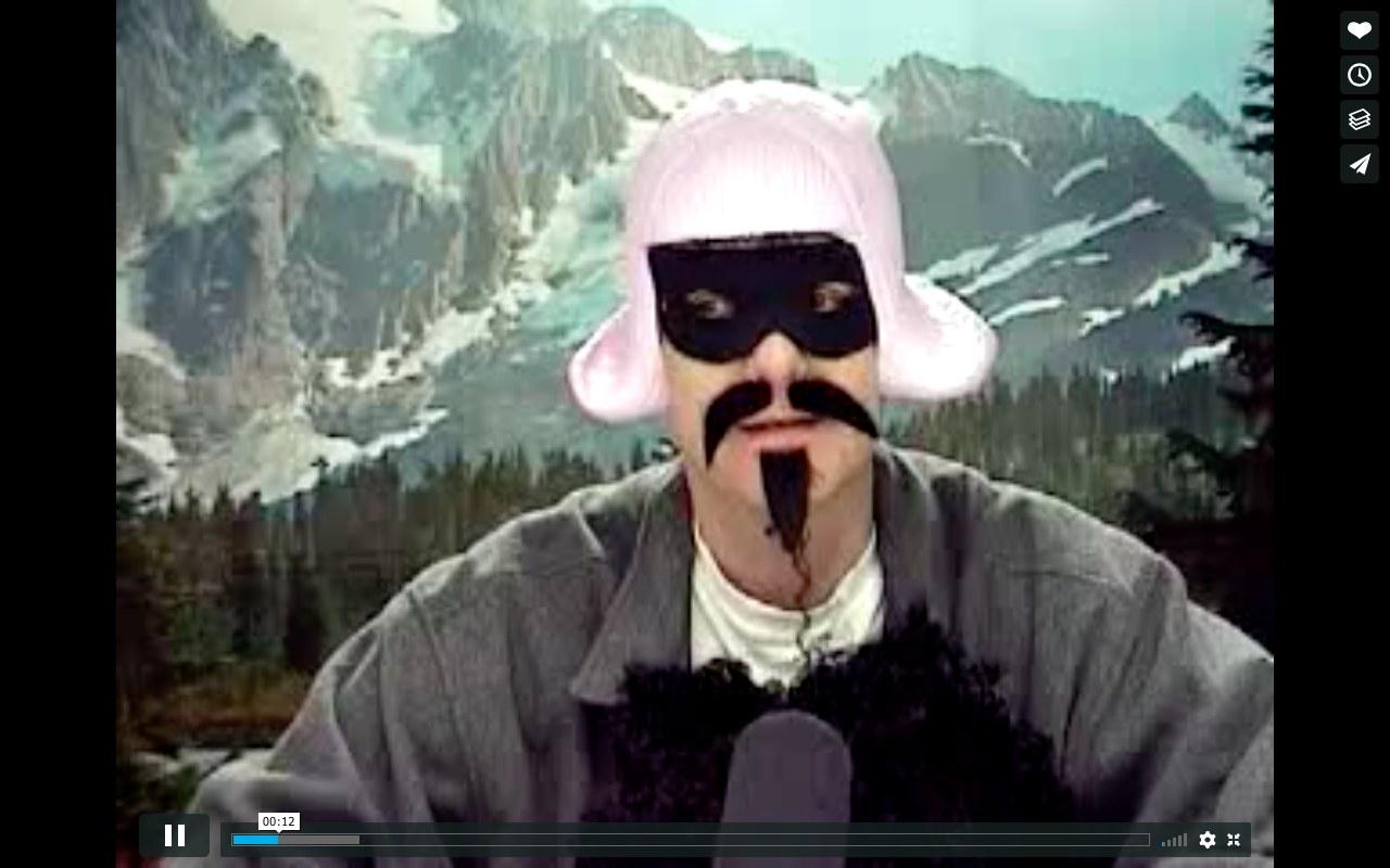Élodie Pong, Secret for Sale, 2003. Capture d'écran, trailer en ligne