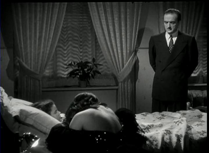 Anna Magnani in La fuggitiva di Piero Ballerini, 1941