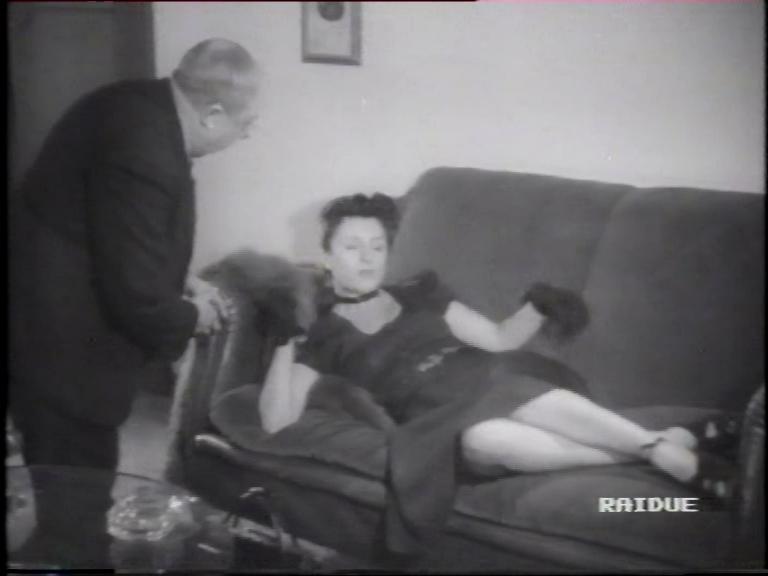 Anna Magnani La fortuna viene dal cielo di Akos Rathonyi, 1942